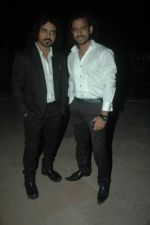 Toshi Sabri, Sharib Sabri at Will you Marry me music launch in Mumbai on 3rd Feb 2012 (22).JPG
