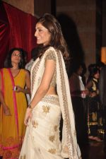 Queenie Dhody at Genelia D_Souza and Ritesh Deshmukh wedding reception in Hotel Grand Hyatt, Mumbai on 4th Feb 2012 (55).JPG