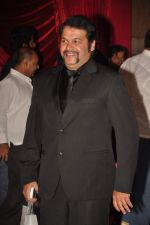 Suresh Menon at Genelia D_Souza and Ritesh Deshmukh wedding reception in Hotel Grand Hyatt, Mumbai on 4th Feb 2012 (125).JPG