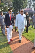 Siddharth Mallya, Vijay Mallya at Mcdowell Signature Derby day 1 in RWITC on 5th Feb 2012 (296).JPG