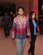 Ritesh Desmukh, Genelia D Souza at CCL post party in Vizag on 6th Feb 2012 (10).jpg