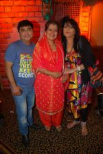 Himani Shivpuri at I love my Indian new serial on SAB TV in Leela on 7th Feb 2012 (24).JPG