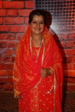 Himani Shivpuri at I love my Indian new serial on SAB TV in Leela on 7th Feb 2012 (26).JPG