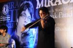 Deepak Pandit at the launch of Deepak Pandit_s Album Miracle in at Orchid Hotel, Vile Parle on 8th Feb 2012.JPG