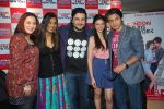 Aditi Rao Hydari, Ali Zafar, Goldie Behl, Shrishti Arya at London Paris New York press meet in Reliance on 10th Feb 2012 (13).JPG