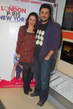Goldie Behl, Shrishti Arya at London Paris New York press meet in Reliance on 10th Feb 2012 (14).JPG