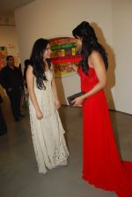 Sameera Reddy at Trishla Jain_s art event in Mumbai on 10th Feb 2012 (103).JPG