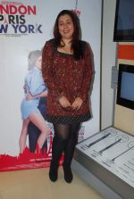 Shrishti Arya at London Paris New York press meet in Reliance on 10th Feb 2012 (16).JPG