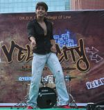 Assad Mirza at the Promotion of the Film Say Yes to Love at Dr.D.Y.Patil College_s Velawcity Fest 2012.JPG