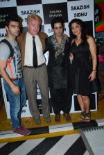 Gary Richardson at Designer Saazish Sidhu and Shaina Singh debut bridal show in Khaugalli on 13th Feb 2012 (87).JPG