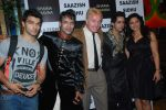 Gary Richardson at Designer Saazish Sidhu and Shaina Singh debut bridal show in Khaugalli on 13th Feb 2012 (89).JPG