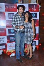 Hiten Tejwani at dream valentine date  contest by Diya Diamonds in Kino 108 on 14th Feb 2012 (18).JPG