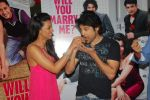 Mugdha Godse, Rajeev Khandelwal at Will You Marry Me promotional event in Andheri, Mumbai on 14th Feb 2012 (16).JPG