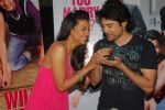 Mugdha Godse, Rajeev Khandelwal at Will You Marry Me promotional event in Andheri, Mumbai on 14th Feb 2012 (17).JPG