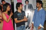 Mugdha Godse, Rajeev Khandelwal at Will You Marry Me promotional event in Andheri, Mumbai on 14th Feb 2012 (19).JPG