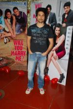Rajeev Khandelwal at Will You Marry Me promotional event in Andheri, Mumbai on 14th Feb 2012 (11).JPG