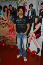 Rajeev Khandelwal at Will You Marry Me promotional event in Andheri, Mumbai on 14th Feb 2012 (13).JPG
