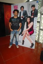 Rajeev Khandelwal at Will You Marry Me promotional event in Andheri, Mumbai on 14th Feb 2012 (36).JPG