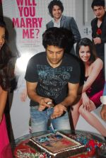 rajeev Khandelwal at Will You Marry Me promotional event in Andheri, Mumbai on 14th Feb 2012 (15).JPG