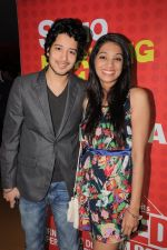Rajat Barmecha at Ekk Deewana Tha premiere at Cinemax on 16th Feb 2012 (125).JPG