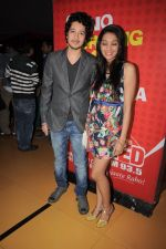 Rajat Barmecha at Ekk Deewana Tha premiere at Cinemax on 16th Feb 2012 (126).JPG