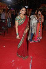 Supriya Kumari on location of film Zindagi 50-50 in Filmcity, Mumbai on 16th Feb 2012 (77).JPG