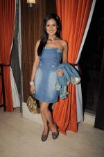 Nandini Singh at the launch of Cellulike mobile service in Novotel, Mumbai on 18th Feb 2012 (42).JPG