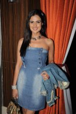 Nandini Singh at the launch of Cellulike mobile service in Novotel, Mumbai on 18th Feb 2012 (45).JPG
