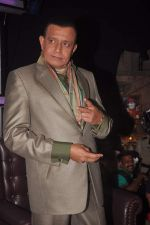 Mithun Chakraborty on the sets of Dance India Dance in Famous on 20th feb 2012 (58).JPG