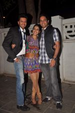 Ritesh Deshmukh, Genelia D_Souza at Tere Naal Love Ho Gaya special screening in Famous on 20th Feb 2012 (100).JPG