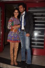 Ritesh Deshmukh, Genelia D_Souza at Tere Naal Love Ho Gaya special screening in Famous on 20th Feb 2012 (102).JPG