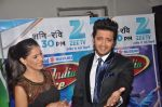 Ritesh Deshmukh, Genelia D_Souza on the sets of Dance India Dance in Famous on 20th feb 2012 (52).JPG