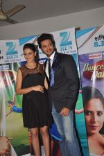 Ritesh Deshmukh, Genelia D_Souza on the sets of Dance India Dance in Famous on 20th feb 2012 (64).JPG