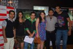 Allyson Patel, Sonam Mukherjee, Maanvi Gagroo, Yash Dave at Percept film screening in Cinemax on 22nd Feb 2012 (107).JPG