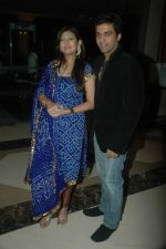 Juhi Parmar at Vikas Kalantri wedding sangeet in J W Marriott on 22nd Feb 2012 (35).JPG