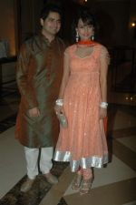 Karan Mehra, Nisha Rawal at Vikas Kalantri wedding sangeet in J W Marriott on 22nd Feb 2012 (47).JPG