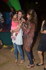 Neha at Manoj Bjapai_s daughter_s birthday bash in The Club on 23rd Feb 2012 (115).JPG