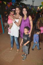 Neha, Madhurima Nigam at Manoj Bjapai_s daughter_s birthday bash in The Club on 23rd Feb 2012 (73).JPG