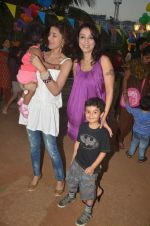 Neha, Madhurima Nigam at Manoj Bjapai_s daughter_s birthday bash in The Club on 23rd Feb 2012 (75).JPG