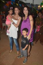 Neha, Madhurima Nigam at Manoj Bjapai_s daughter_s birthday bash in The Club on 23rd Feb 2012 (77).JPG