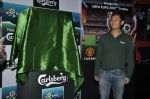 Baichung Bhutia unveil Carlsberg Euro Cup in Manchester United Cafe, MUmbai on 26th Feb 2012 (31).JPG
