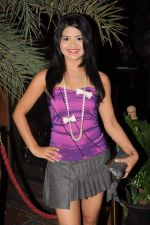 Rashmi Pitre at Veena Malik_s surprise bday bash on 26th Feb 2012 (41).JPG