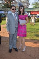 at Poonawala breeders Multi Million race in Mumbai on 26th Feb 2012 (127).JPG