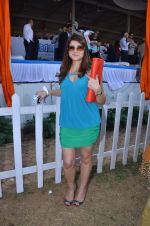 delna poonawala at Poonawala breeders Multi Million race in Mumbai on 26th Feb 2012.JPG