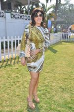 maheka mirpuri at Poonawala breeders Multi Million race in Mumbai on 26th Feb 2012.JPG
