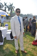 raman lamba at Poonawala breeders Multi Million race in Mumbai on 26th Feb 2012.JPG