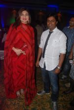 Alka Yagnik at singer Krsna party in Sea Princess on 27th Feb 2012 (29).JPG