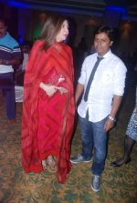 Alka Yagnik at singer Krsna party in Sea Princess on 27th Feb 2012 (30).JPG