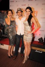 Amrita Puri, Kunal Khemu, Mia Uyeda at the Music Launch of Blood Money in Gateway of India, Mumbai on 27th Feb 2012 (25).JPG