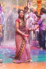 Deepika Samson at Colors Holi bash in Filmcity, Mumbai on 27th Feb 2012 (65).JPG